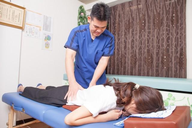 腰椎椎間板ヘルニア 整体