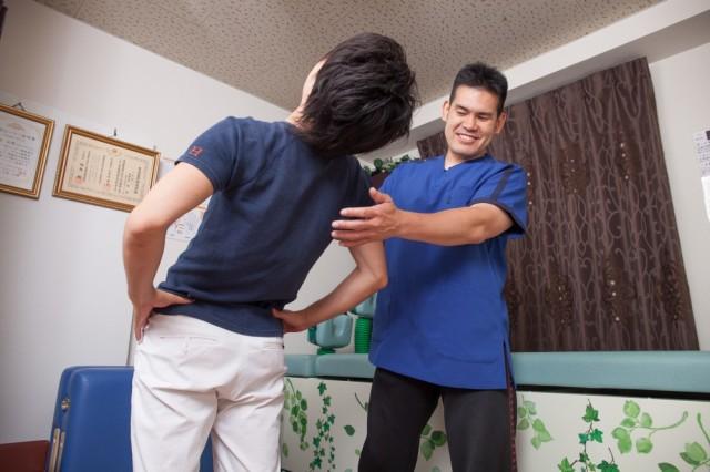 腰痛 整体 検査