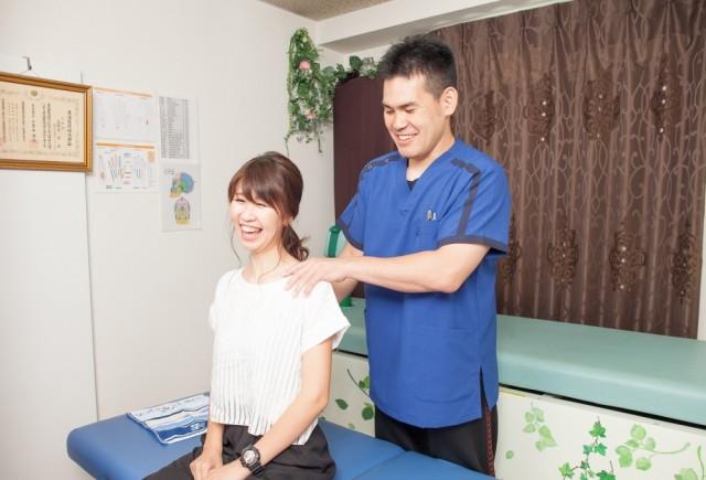 姿勢改善 頚椎ヘルニア