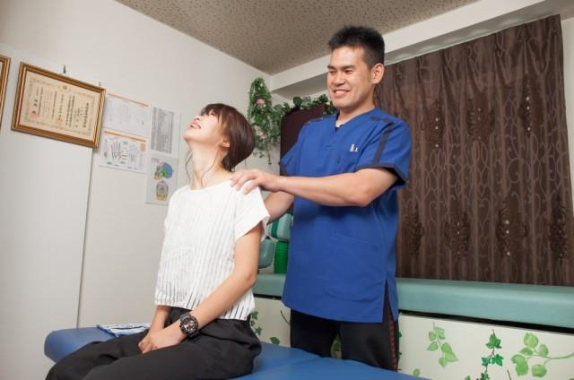 頚椎ヘルニア施術